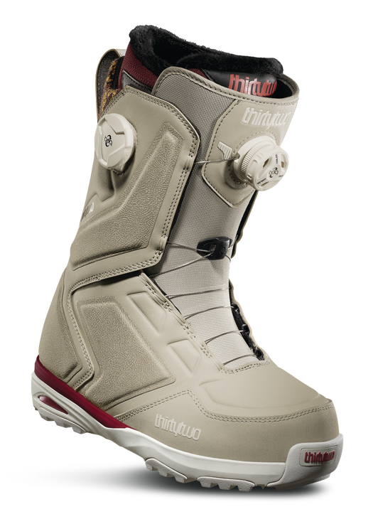 BINARY BOA WOMEN'S - GREY/BURGUNDY - hi-res