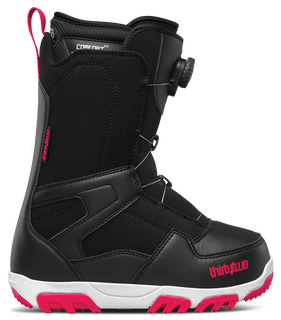SHIFTY BOA WOMEN'S - BLACK - hi-res
