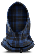 MUTE FACE MASK - BLUE - hi-res