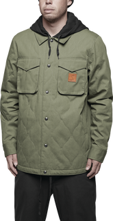 MYDER JACKET - FATIGUE - hi-res
