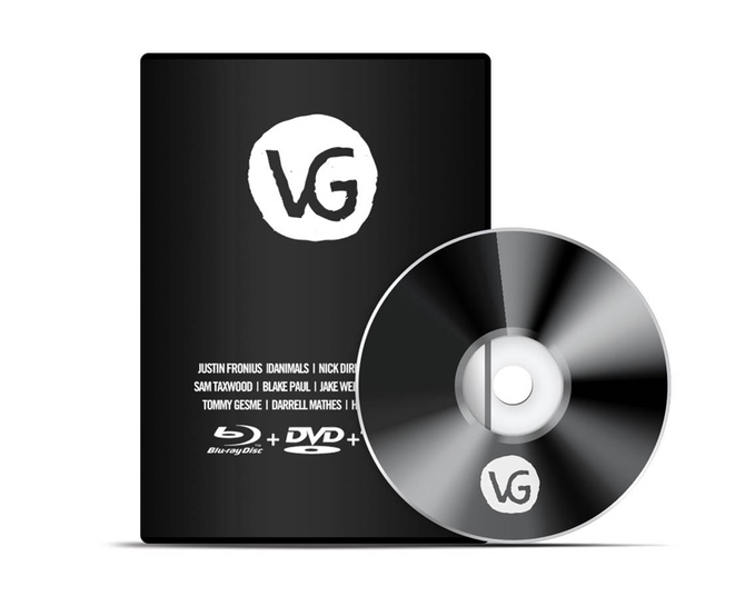 VIDEOGRACIAS LIMITED EDITION DVD/BLU-RAY/BOOK 2015-16 - NO COLOR - hi-res