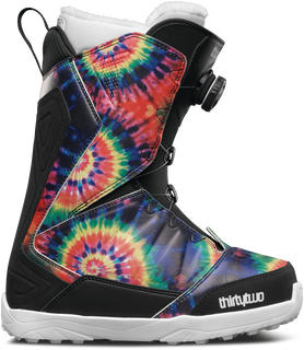 LASHED BOA WOMEN'S - TIE DYE - hi-res