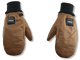 VALVE MITT - BROWN - hi-res