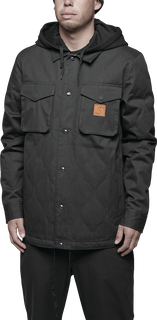 MYDER JACKET - BLACK - hi-res