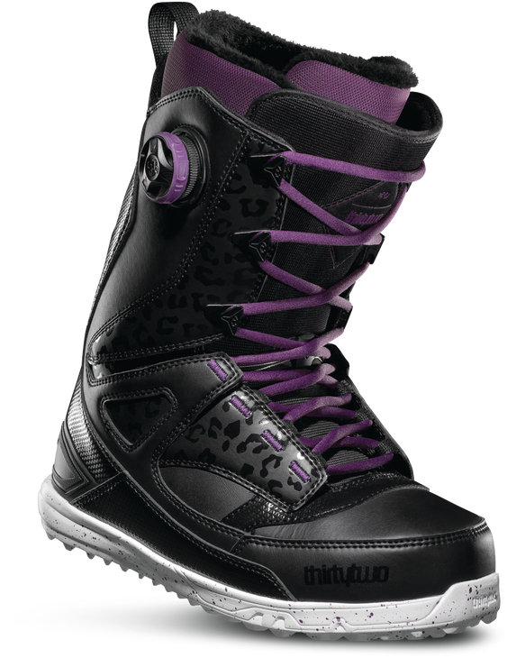 SESSION WOMEN'S - BLACK - hi-res