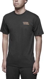 RIDELITE GRAPHIC BASE LAYER - BLACK - hi-res