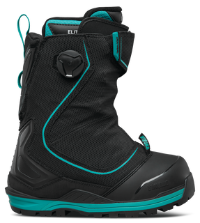 JONES MTB WOMEN'S - BLACK/TEAL - hi-res
