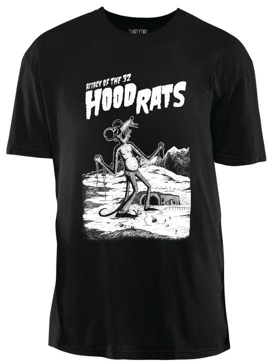 HOOD RATS LIFT MONSTER 2015-16 - BLACK - hi-res