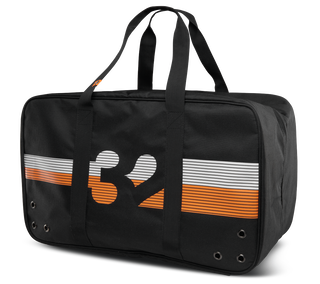 DUFFLE BOOT BAG - BLACK - hi-res