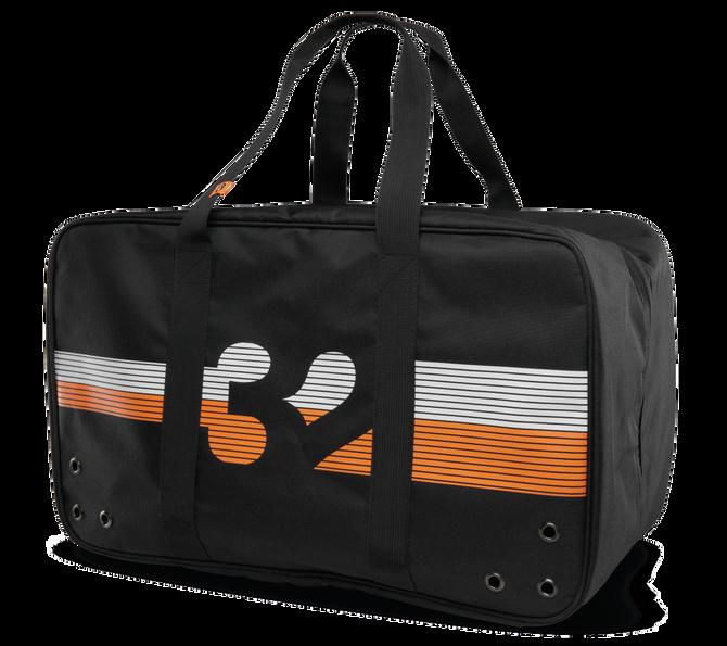 DUFFLE BOOT BAG - BLACK - hi-res