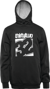 STAMPED PULLOVER - BLACK - hi-res