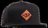 NUMERO CAP - BLACK - hi-res