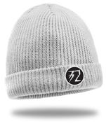 RATTY TWO HOOD RATS BEANIE - WHITE - hi-res