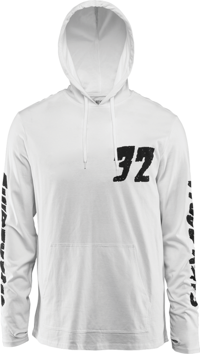 ATTACK OF THE HOOD RATS HOODED TEE 2015-16 - WHITE - hi-res