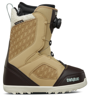 STW BOA WOMEN'S - TAN/BLACK - hi-res