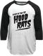 HOOD RATS 2015-16 - BLACK/WHITE - hi-res