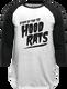 HOOD RATS - BLACK/WHITE - hi-res
