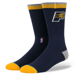 PACERS ARENA LOGO | NAVY | L