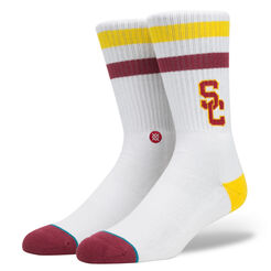 USC FIGHT ON | WHITE | L