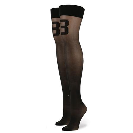 88 HOSIERY | BLACK | M