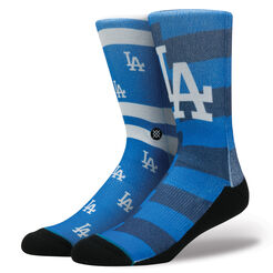 DODGER SPLATTER | BLUE | M