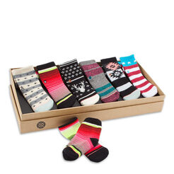 GIRLS TODDLER SOCKS | MULTI | 1-2