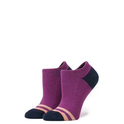 PLAIN JANE INVISIBLE BOOT | PURPLE | M