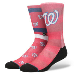 NATIONALS SPLATTER | RED | L