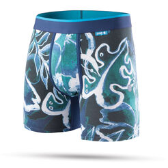OXIDIZED FLORAL | TEAL | S