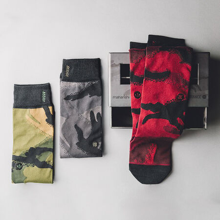 MAHARISHI 3 PACK | MULTI | L