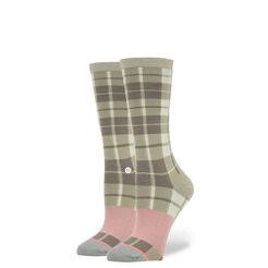 GRANPA PLAID GIRLS | SILVER | L