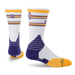 CORE CREW LAKERS | WHITE | L