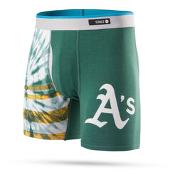 TIE DYE ATHLETICS | GREEN | L