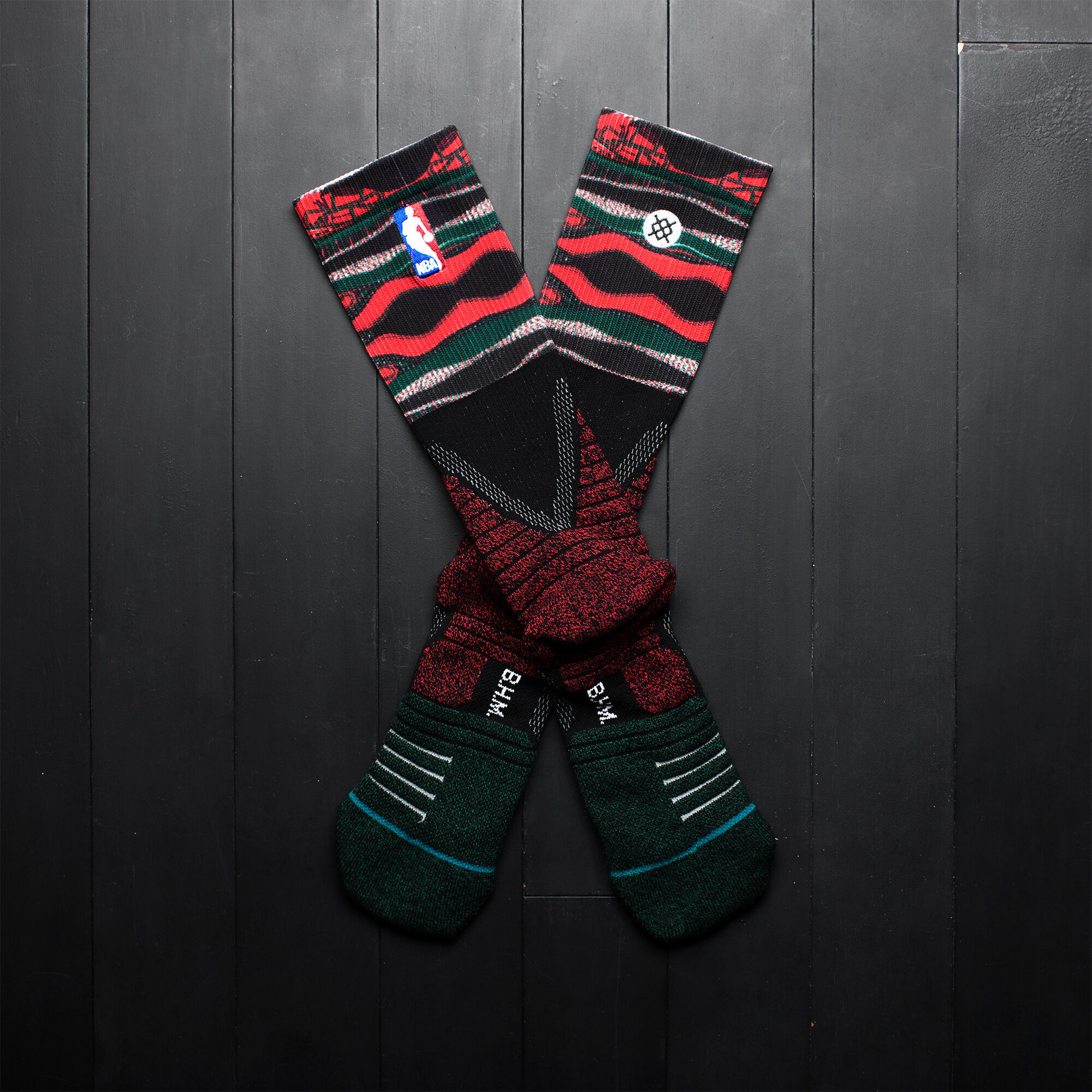Black History Month - Mens NBA On Court Socks | Stance