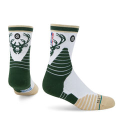BUCKS LOGO QTR | GREEN | L