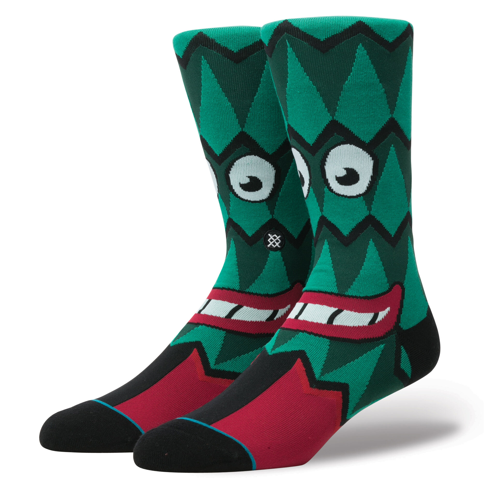 Stanford Tree - Mens College Mascot Socks | Stance | 2000 x 2000 jpeg 494kB