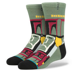 BOBA FETT BOYS | GREEN | L