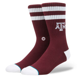 TEXAS A&M LOGO | MAROON | M