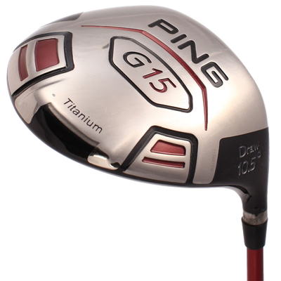 Ping G15 Draw Driver 10.5° Mens/Right