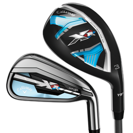 Women's XR Irons/Hybrids Combo Set