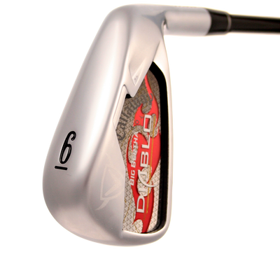 Big Bertha Diablo (Euro) 4 Iron Mens/Right