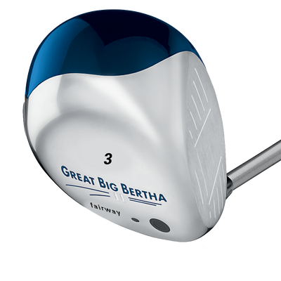 Great Big Bertha II 5 Wood Mens/Right