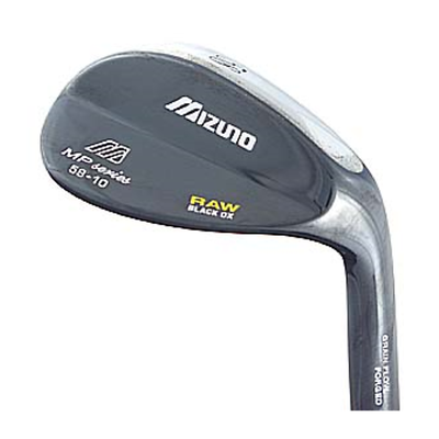 Mizuno MP Series RAW Black Ox Wedges