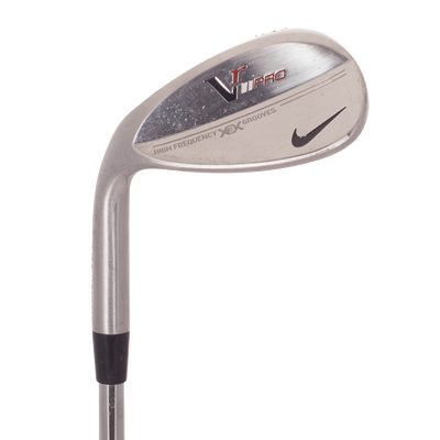 Nike VR Pro Forged Satin Chrome Wedges (2011)