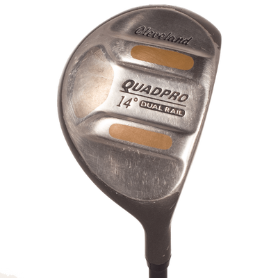 Cleveland Quadpro Dual Rail Fairway Wood