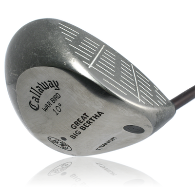 Great Big Bertha Driver 10° Mens/Right