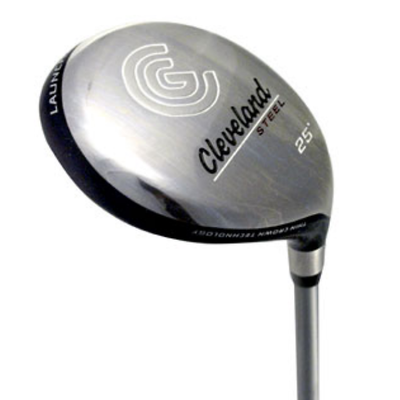 Cleveland Launcher Steel 2006 Strong 3 Wood Mens/Right