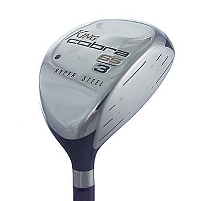 Cobra SS Hyper Fairway Woods