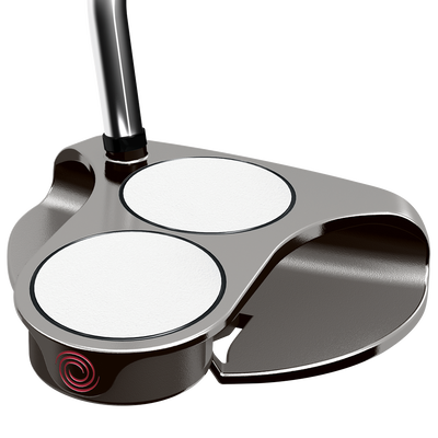 Odyssey White Ice 2-Ball Broomstick Putter