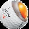 HX Hot Plus Logo Overrun Golf Balls - View 2